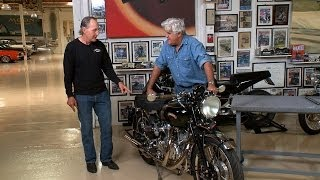 Thornton Suspension - Jay  Leno