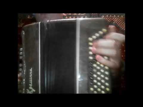 Нэнси - Горько плакала ива (bayan cover)