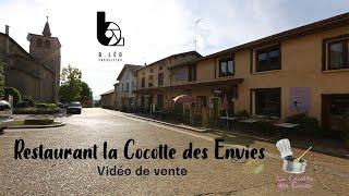Restaurant La cocotte des envies - Vente