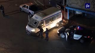 مطلوب يطلق النار على دورية تابعة للأمن العام في الكرك ويلوذ بالفرار - (19-11-2017)