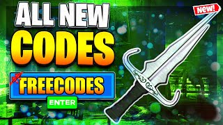 All Working Codes for Murder Mystery 2 | 2021 August l