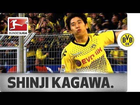 Shinji Kagawa 香川真司 - Top 5 Goals