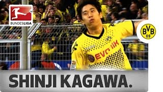 Shinji Kagawa 香川真司 - Top 5 Goals thumbnail