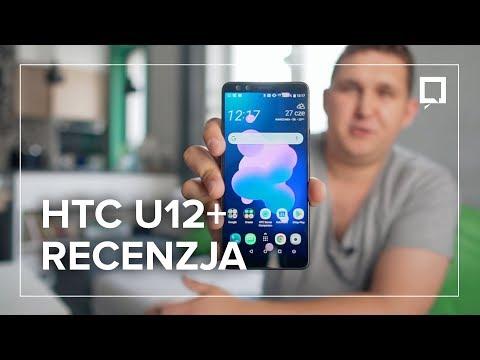 HTC U12 PLUS - smartfon bez przycisków - OPINIA