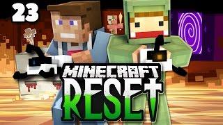 ICH BRENNE IM NETHER! - Minecraft RESET II #23 | DNER & UNGE!