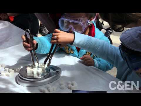 Chemistry Outreach at San Diego Science & Engineering Festival