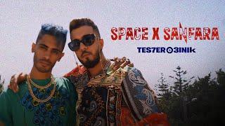 Space ft. Sanfara - Tes7er 3inik | تسحر عينيك (Official Video)