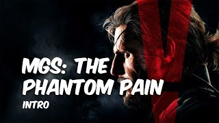 MGS: The Phantom Pain - Intro (CZ)