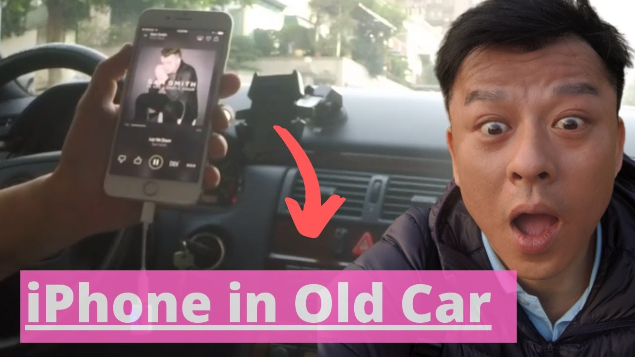 connect iphone to car connect iphone 7 to car factory radio 13850