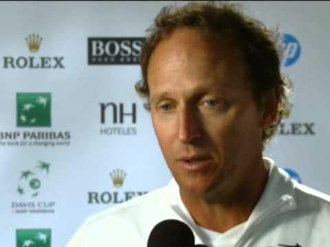 Davis Cup Interview: Martin Jaite