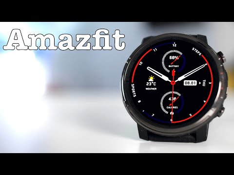 Amazfit Stratos 3 REVIEW & Endurance Test (Who is it for??)
