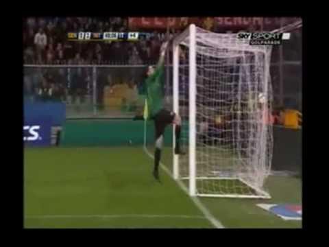 Serie A 2009/2010: I Top Goals dell'ottava giornata di campionato
