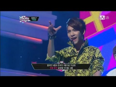 타임즈_아이돌 만만세(Hurray for Idols by TimeZ@Mcountdown 2012.10.18)