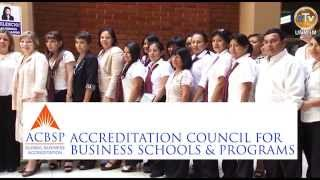 Tema: Fac. de Ciencias Administrativas obtiene acreditación internacional - ACBSP