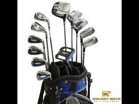 golden bear golf Find great deals on ebay for golden bear golf balls and top flite golf balls shop with confidence.