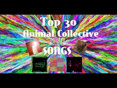 Top 30 Animal Collective Related Songs