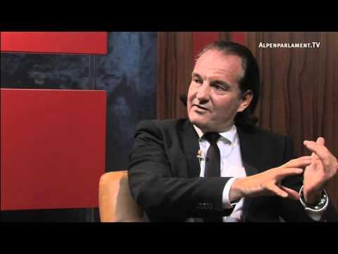 Andreas Popp: Zwangshypotheken: Enteignung der besonderen Art (Alpenparlament.TV)