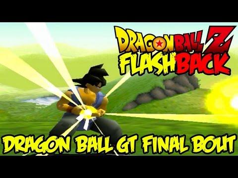 Flashback: Dragon Ball GT Final Bout Showcase (Historic DBZ Games #2)