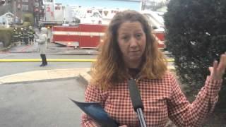 Family escapes Swampscott fire