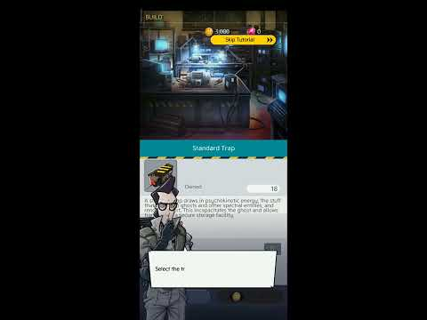 Ghostbusters World Android Tutorial:first Play