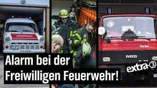 Freiwillige Feuerwehr – schlechter ausgerüstet als die Bundeswehr