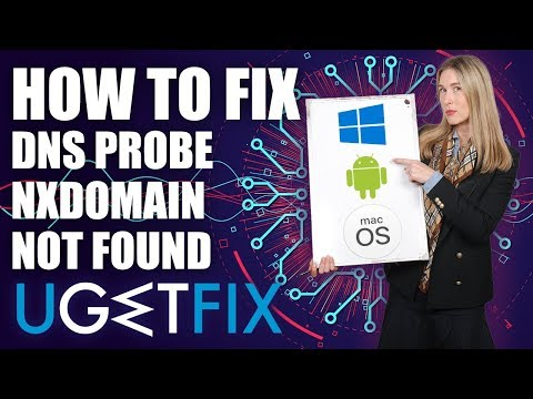"""How To Fix """"Error Code: DNS_PROBE_FINISHED_NXDOMAIN"""" Problem"""