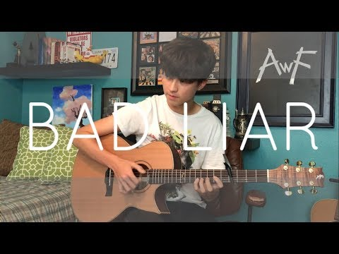 Selena Gomez - Bad Liar - Cover (Fingerstyle Guitar)