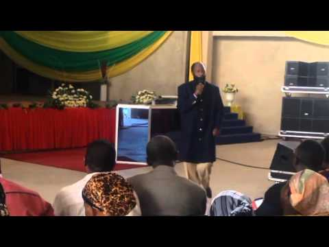 Ghana Repentance Conference - 16.02.2016 - Excerpt 1