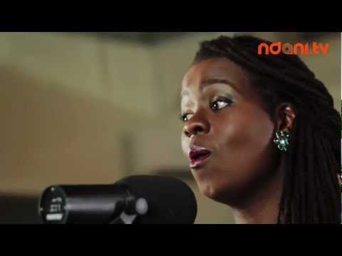 "Ndani Sessions - Somi ""Ginger Me"""