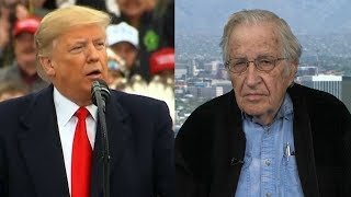 "Noam Chomsky on Midterms: Republican Party Is the ""Most Dangerous Organization in Human History"""