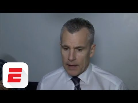 Billy Donovan on Arizona's NCAA scandal: 'I feel bad for Sean Miller' | ESPN