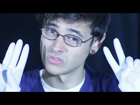 ASMR Psychotic Doctor Gives you a Check Up (Roleplay)