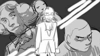 The Election of 1800 (Hamilton animatic)