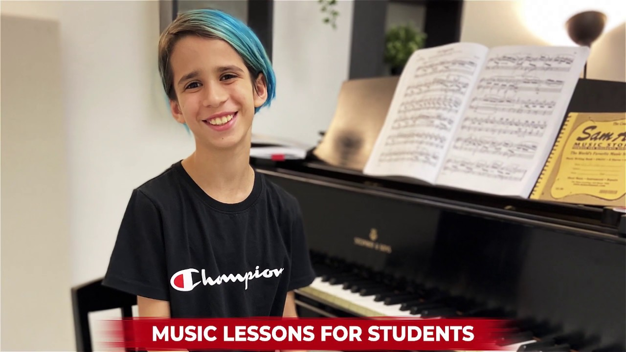 Music Lessons in Hollywood Florida