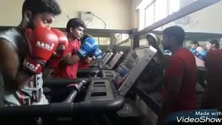 RR boxing club gym training video Agra contact 827 9743 874