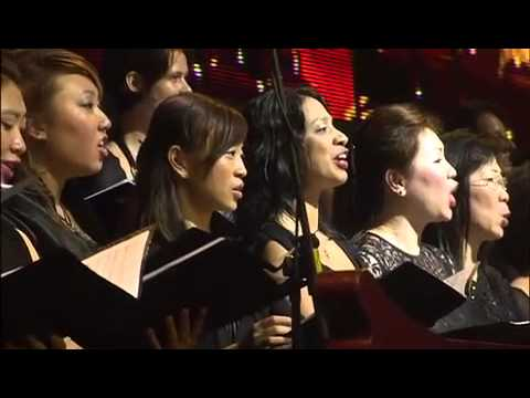 YTL Concert of Celebration 2010  - Andrea Bocelli in Singapore