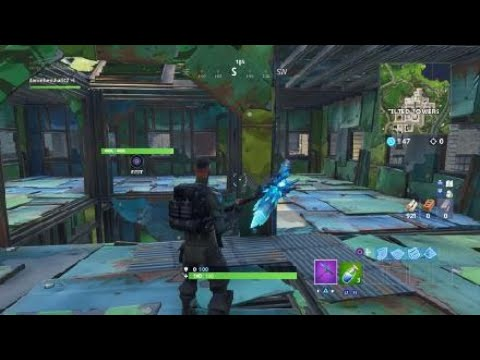 Expanding the Fortress Fortnite