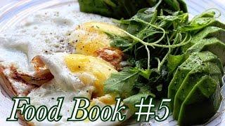 🍒Food Book #5: моё МЕНЮ НА НЕДЕЛЮ!🍒Что я ем каждый день🍒 AlenaPetukhova