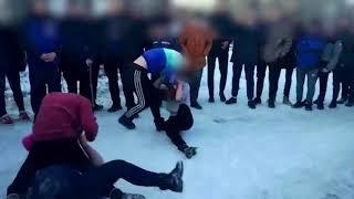 МВД проводит проверку после появления записи с жестокой дракой школьниц из Челябинска