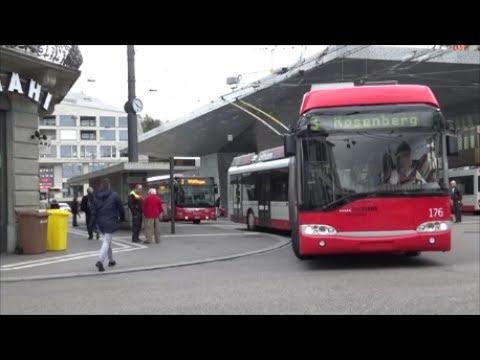 [SPECIAL] StadtBus Winterthur| #ZVV