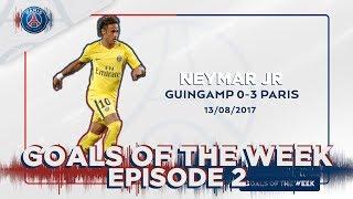 GOALS OF THE WEEK - ep2 with Neymar JR, Okocha, Loko & Pauleta