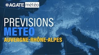 Météo Auvergne-Rhône-Alpes du 25 mai 2019