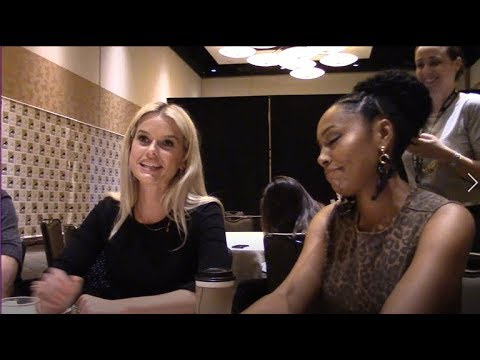 Iron Fist Season 2  Alice Eve, Simone Missick, Jeph Loeb  Comic Con