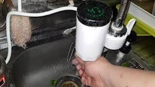 전기순간온수기 따수와 실사용기