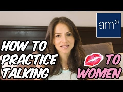 How To Practice Conversation Techniques With Women - O.S.A. | Wing Girl