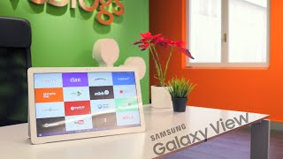 Análisis Samsung Galaxy View, review en español
