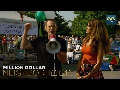 The Great Purge: The 100 Family Garage Sale | Million Dollar Neighborhood | Oprah Winfrey Network