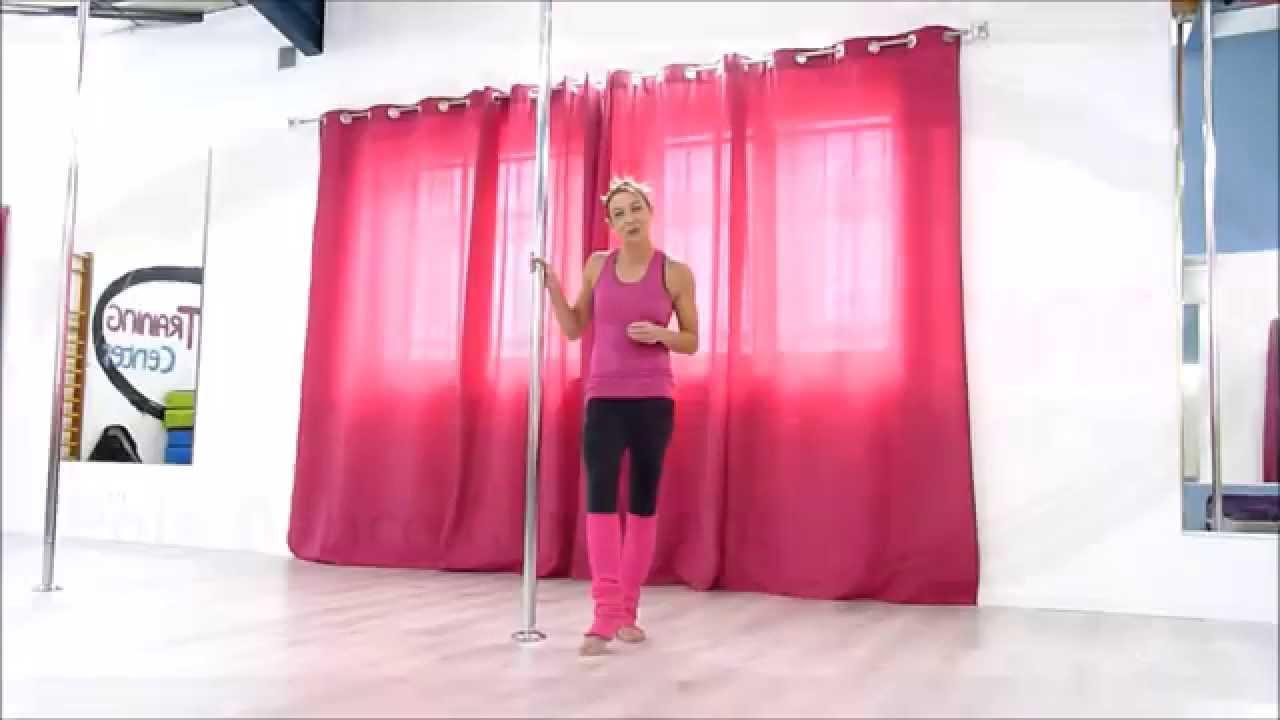 Pole Dance Tuto Initiation 1 Step Around Youtube