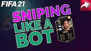 In this video you see how shortfuts works and snipe every player automatically! is on fifa 20, but will also work with 21, too. i show...