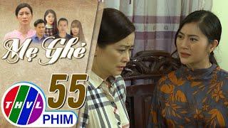 image Mẹ ghẻ - Tập 55[4]: Thư cảm thấy thất vọng về Diệu vì cho rằng dì bao che cho con ruột của mình